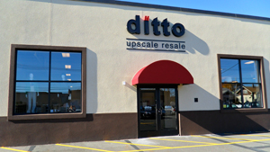 Ditto Resale Storefront