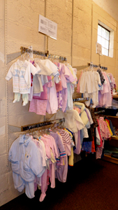 Resale Baby clothing